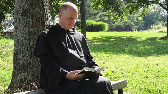 Contemplation - Spirituality - Order of the Holy Cross