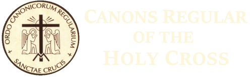 Canons Regular of the Holy Cross